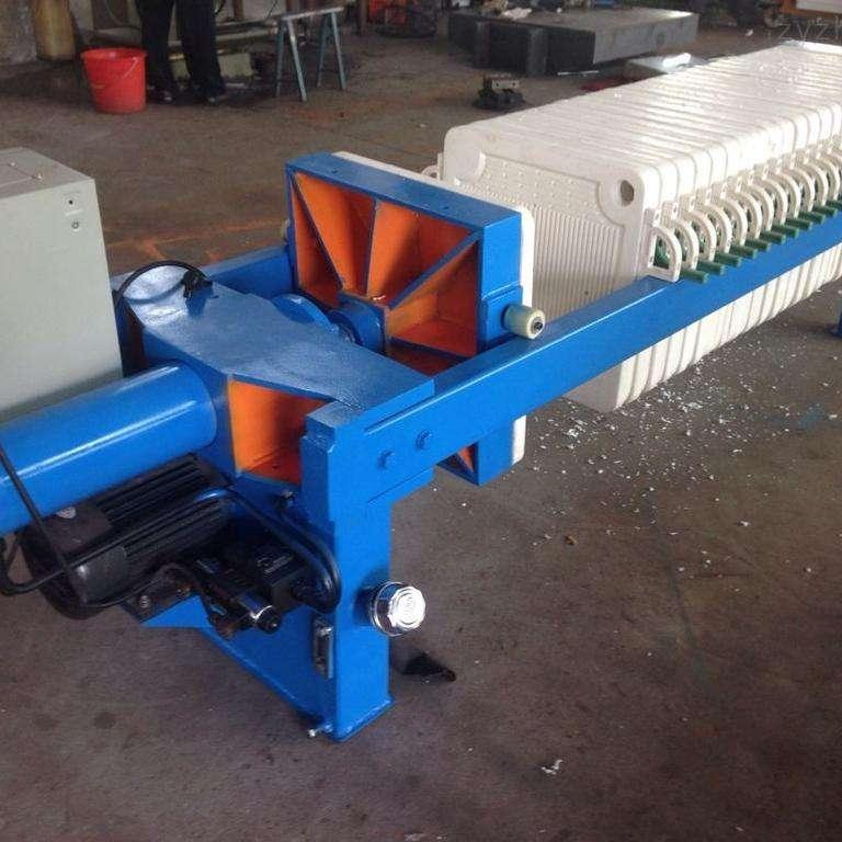 板框式污泥压滤机的参数