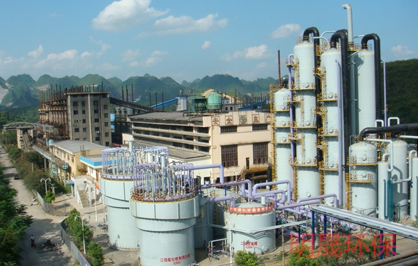 四川高炉煤气精脱硫