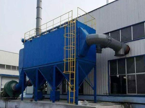 锅炉布袋除尘器-价格厂家