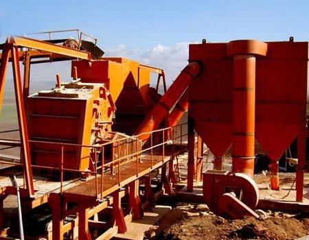 矿山破碎机除尘器生产厂家