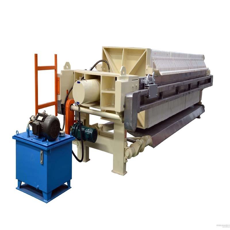 橡胶隔膜压滤机