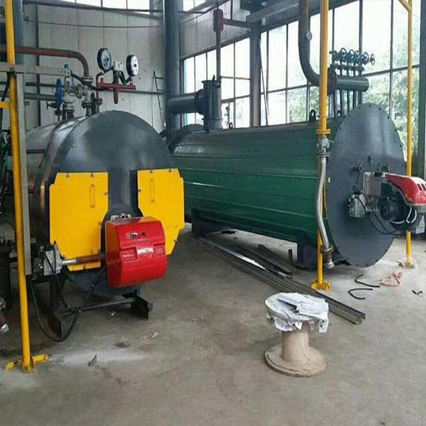 环保导热油锅炉