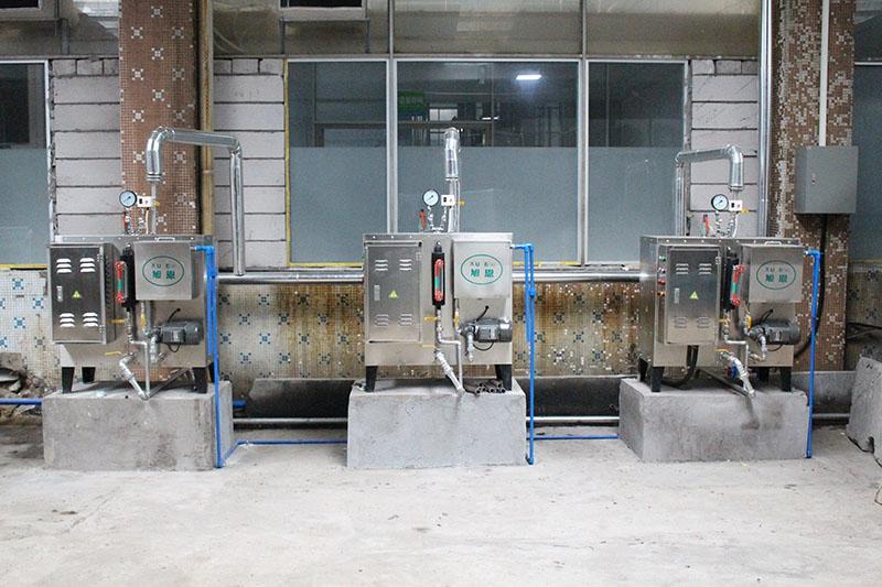 蒸汽发生器制作茶叶蛋上