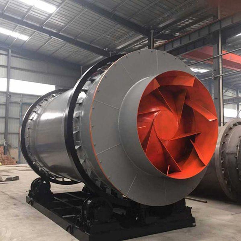 大型煤泥烘干机