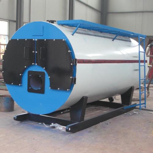立式生物质锅炉