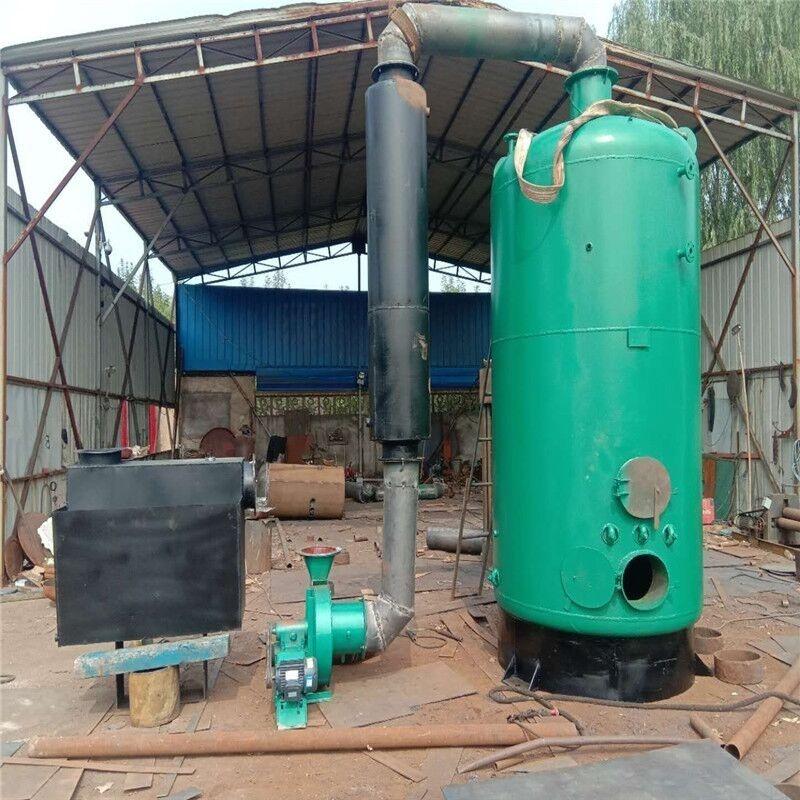 一体冷凝式蒸汽锅炉