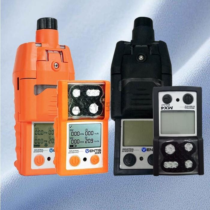 美国英思科MX4 Ventis便携式四合一气体检测仪CH4, CO, H2S, LEL,