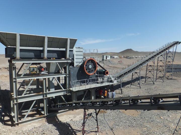 锡矿设备富集锡矿选矿方法