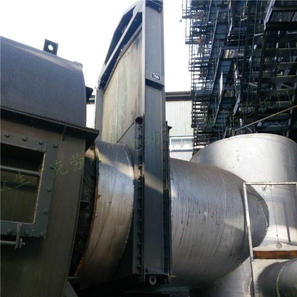 印刷厂废气治理挡板门