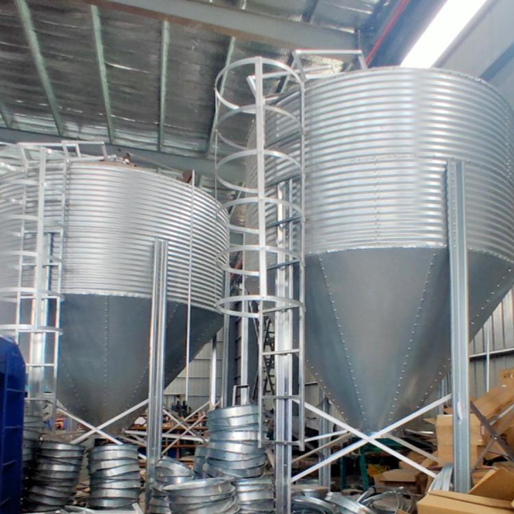 10吨料塔