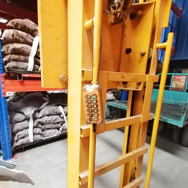立体仓储堆垛机