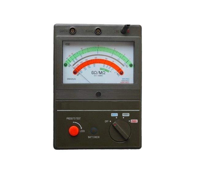 DY-2500 指针式兆欧表