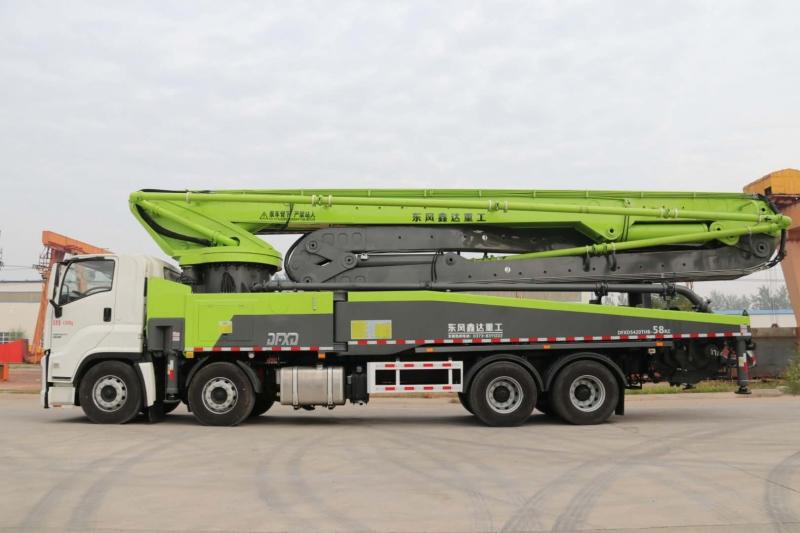 44米泵车 全进口上装 厂家直销