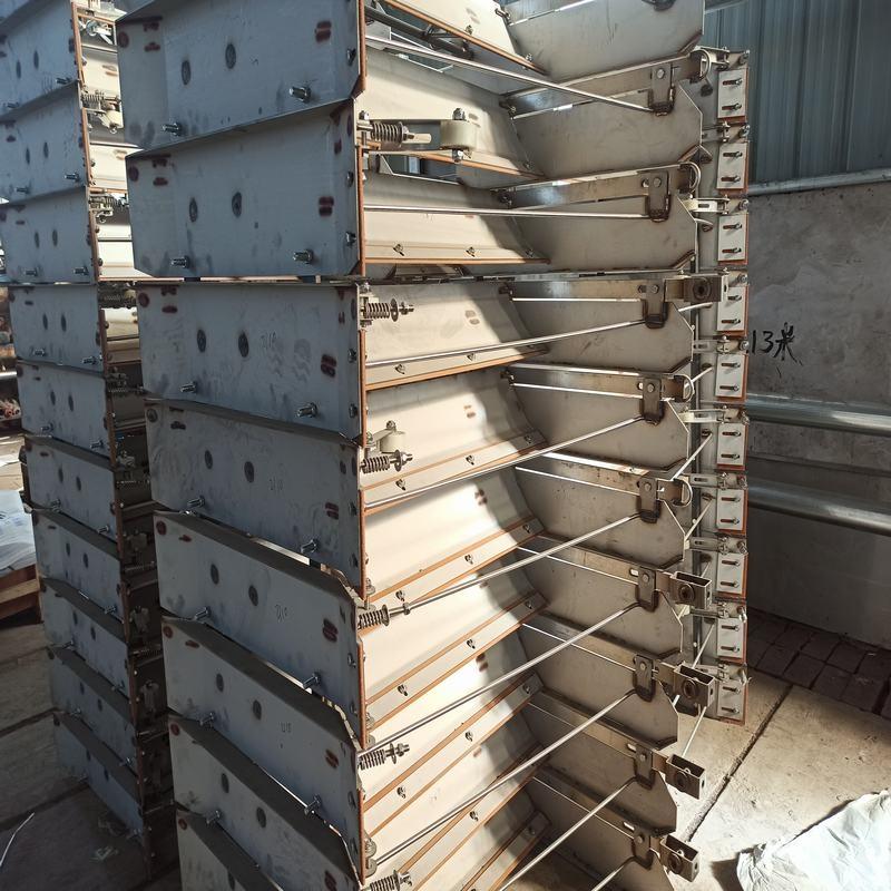 泊头养猪设备厂家全自动淸粪机的结构特点