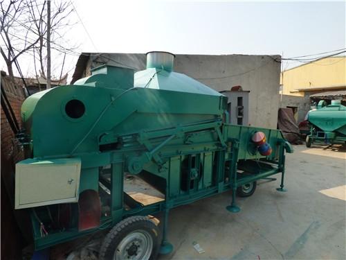 新疆棉种清选筛分机厂家