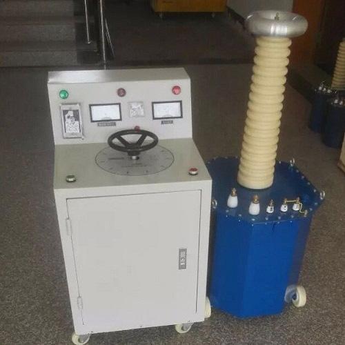 超轻型交直流高压试验变压器