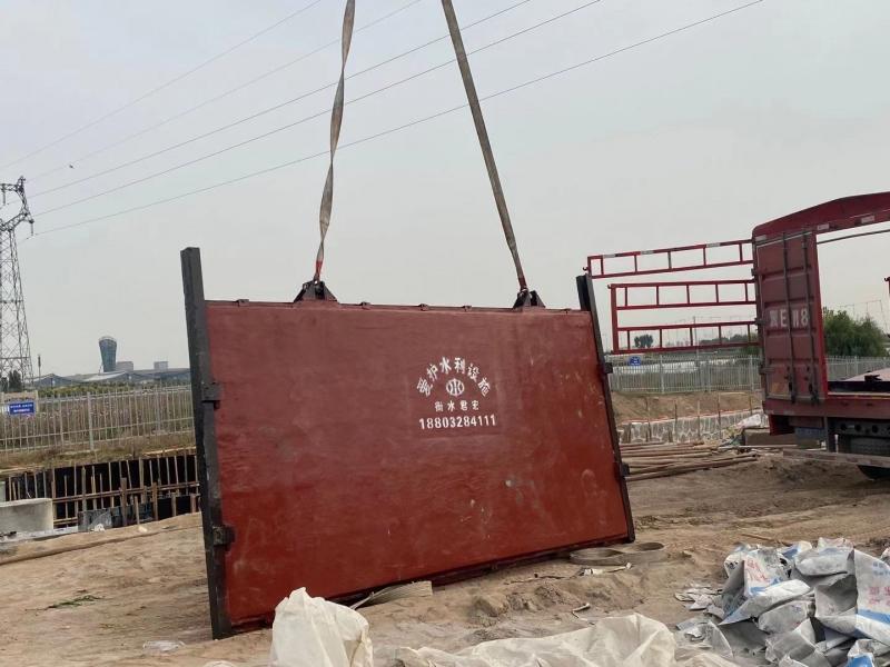 2米拱形铸铁闸门价格