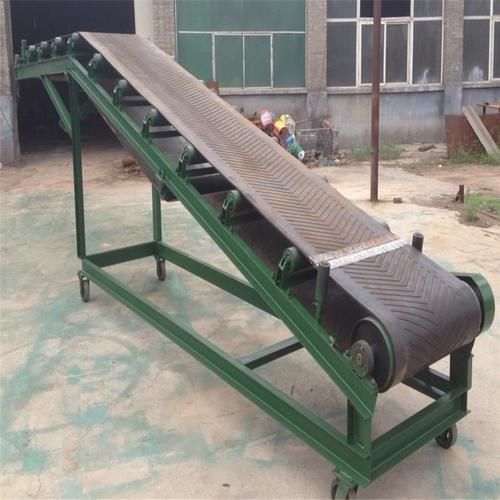排屑皮带输送机-排屑皮带输送机调试-排屑皮带输送机厂家