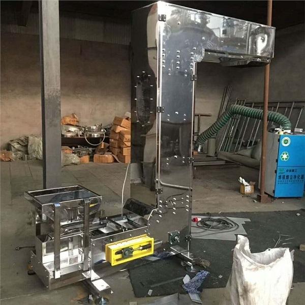 提升机-重晶石斗式提升机厂家直销-调试安装型号参数