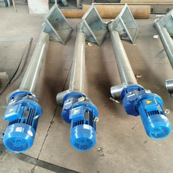 矿业专用螺旋输送机_垂直螺旋输送机_水泥专用U型螺旋输送机
