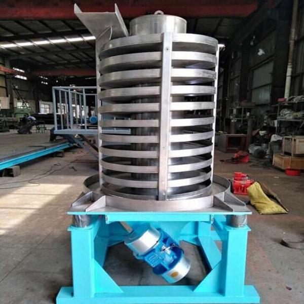 厂家定制振动垂直上料机 螺旋垂直提升机原理 振动垂直提升机价格