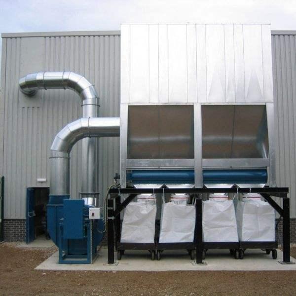 供应布袋除尘器 铸造车间除尘设备 厂家提供方案选型报价