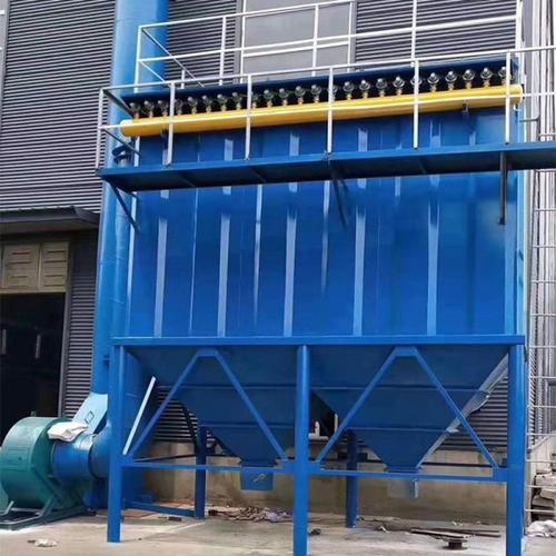 生物质锅炉布袋除尘器 除尘设备厂家报价 参数原理特点