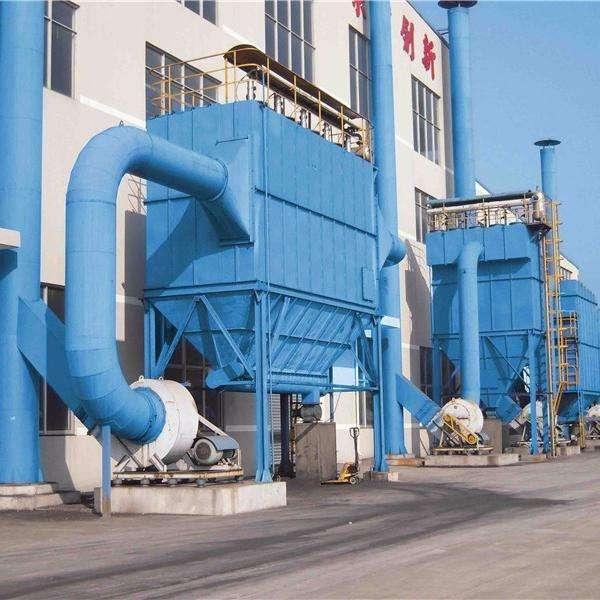 燃煤锅炉布袋除尘器 除尘器厂家报价 定制布袋除尘器