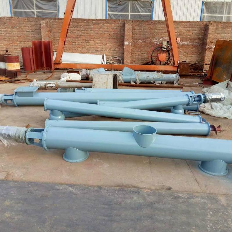 螺旋输送机-水泥螺旋输送机厂家直销-原理报价规格特点