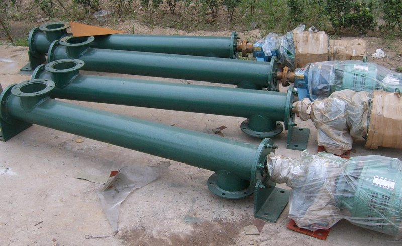定制供应 水泥混凝土 化肥管式U型螺旋输送机价格型号 生产厂家