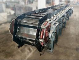 供应鳞板输送机厂家直销  重型 中型板式给料机价格 链板式输送机