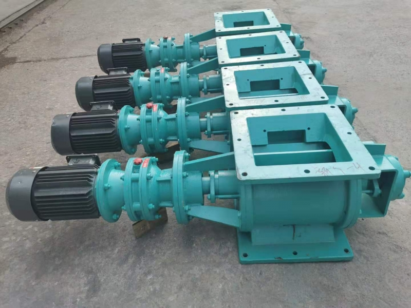东源生产星型卸料器价格 放料卸灰阀 防爆排灰阀叶轮给料机厂家