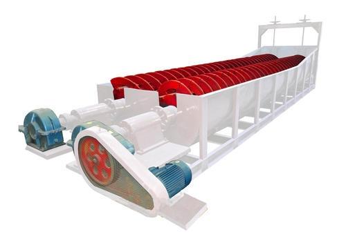 云南君亚槽式洗矿机设备