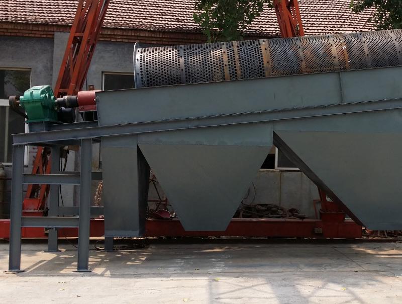 厂家定制大型圆筒筛分机 砂石滚筒筛分机 煤炭滚筒筛 筛分设备报价