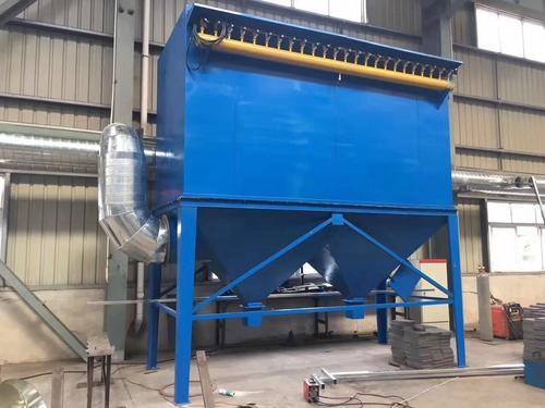 布袋除尘器-锅炉脱硫除尘器厂家直销-规格结构原理用途