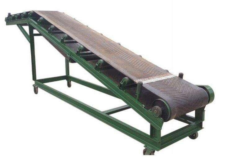 皮带输送机-钢带皮带输送机厂家供应-型号原理技术报价