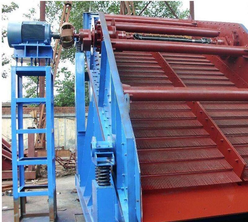 铝土矿矿用振动筛厂家直销价格优惠