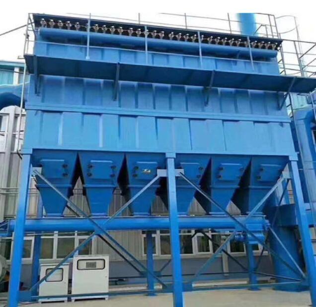 布袋除尘器-小型布袋脉冲除尘器厂家供应-应用原理用途报价
