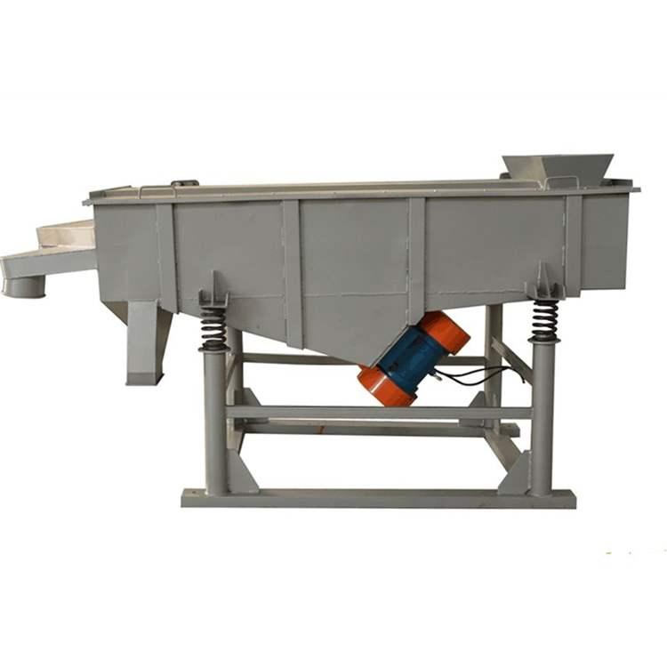 不锈钢直线振动筛-催化剂颗粒筛分机生产厂家-提供方案图纸价格