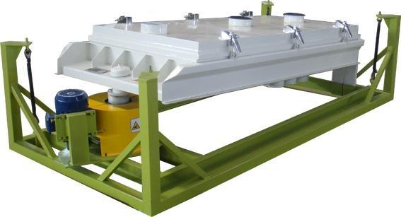 平面回转筛-氧化铝平面回转筛厂家工业-图纸材质型号报价