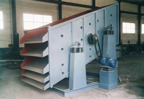 铀钍矿矿用振动筛厂家直销-提供原理参数报价