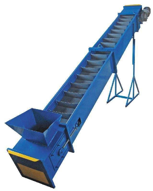 埋刮板输送机-粉煤灰专用刮板机生产厂家-提供方案图纸价格