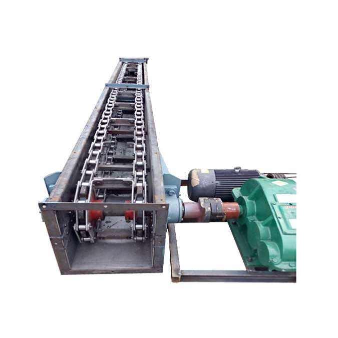 埋刮板输送机-矿煤粉水泥专用链板输送机生产厂家直销价格优惠