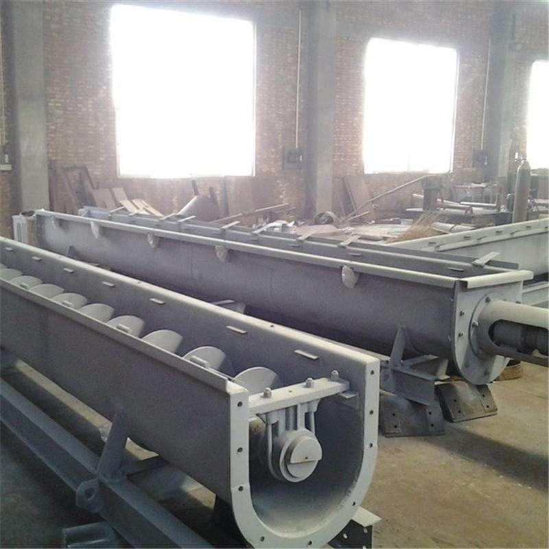 刮板输送机厂家设计粉尘埋刮板输送机型号报价性能优势