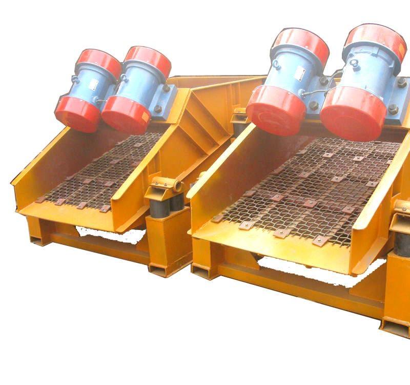 麦饭石矿用振动筛厂家直销价格优惠