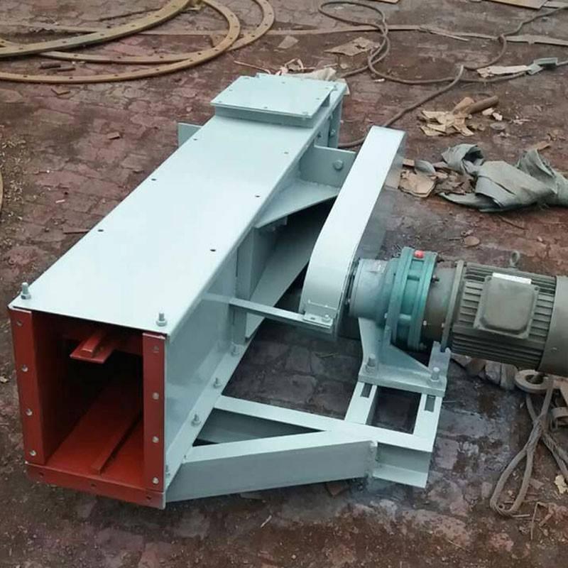 优质供应厂家刮板输送机水泥粉刮板机维修使用