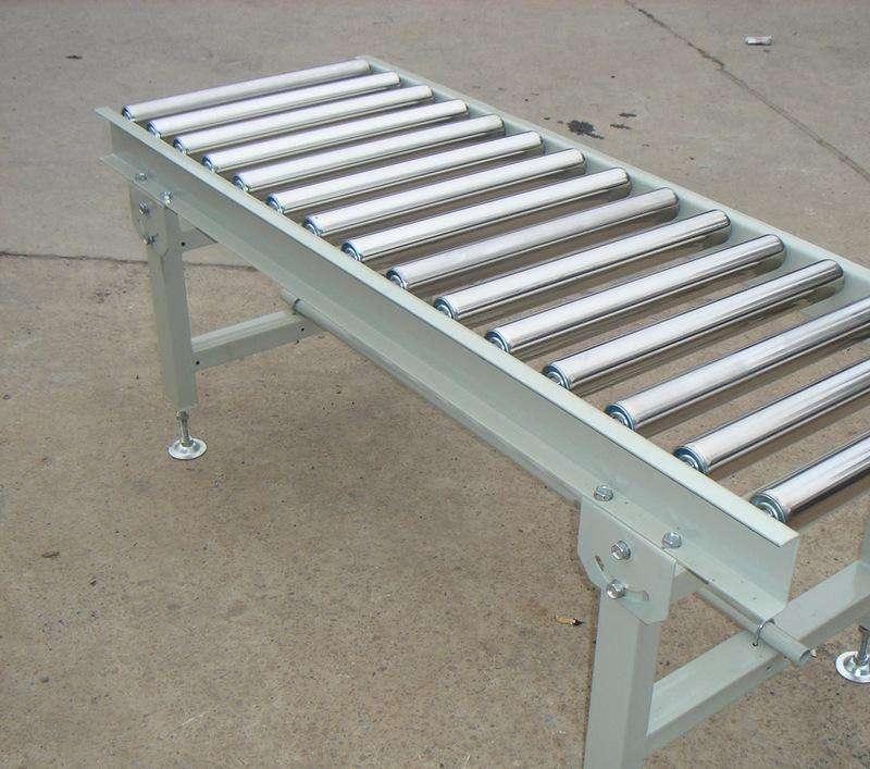 输送机-碳钢滚筒输送机厂家供应-规格原理特点型号