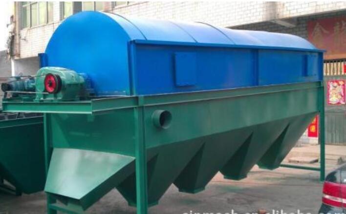 垃圾专用滚筒筛分机-东源大型滚筒筛分机定做