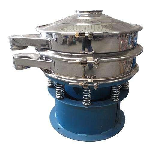 旋振筛-焊条粉末旋振筛厂家供应-结构型号图纸原理
