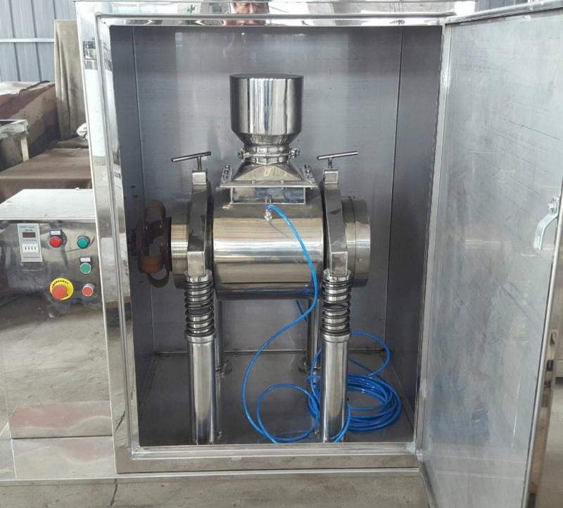 振动磨-超微粉碎振动磨厂家供应-规格应用用途技术